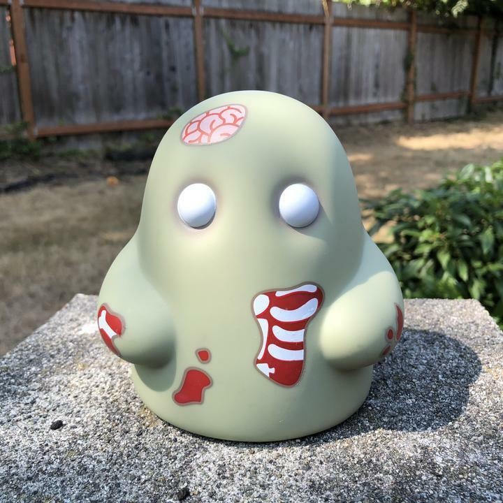 Bimtoy Tiny Ghost (Zombie) LE of 300 NEW