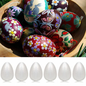Handmade Foam Egg Polystyrene Styrofoam DIY New Decorations Party Accessory
