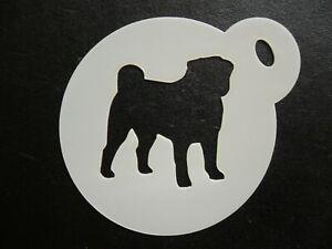 craft /& Face Painting Stencil Cookie 60 mm tranche de gâteau Design Gâteau