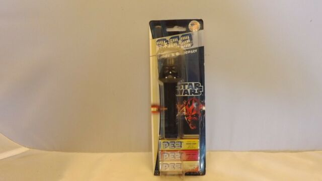 STAR WARS Pez Dispenser  DARTH VADER