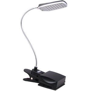 Daffodil ULT300 - USB / Battery Powered Reading Light - Desk Lamp ...