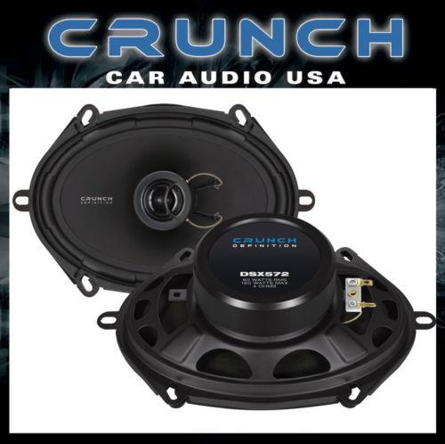 "Crunch ford altavoces 5x7/"" especial para ford Mazda FIAT Alfa"