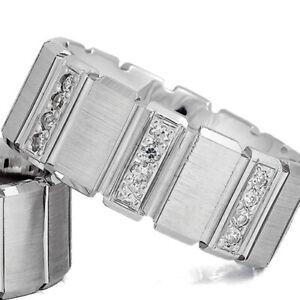 925-Silber-Trauringe-Eheringe-Verlobungsringe-mit-Gravur-und-Swarovski-Stein-C9