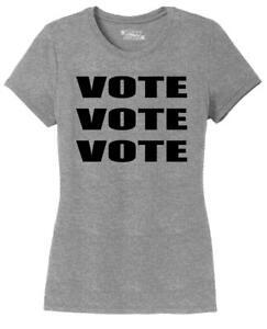 Ladies-Vote-Vote-Vote-Tri-Blend-Tee-Elections-Politics-2020-President