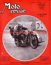 MOTO REVUE 1034 TERROT 500 RGST ; BSA 650 Golden Flash ; PEUGEOT 176 TC4 1951