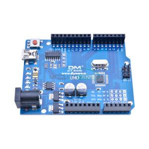 UNO-R3-ATmega-328P-CH340-Mini-USB-Sostituire-ATmega-16U2-Board