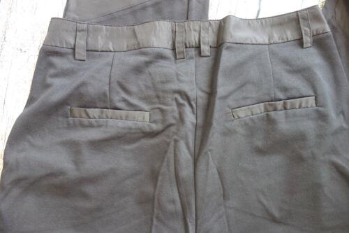 539 NUOVO 42-52 Long breve dimensioni NERO 970 Sheego Jeans Stretch Pantaloni mis