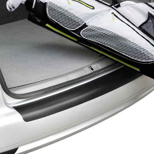 in.tec Película protector umbral trasero coche para Seat Leon ST monovolumen