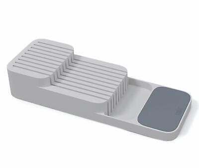 Blocco Di Coltello Posate Cassetto Portaoggetti Storage Rack Lama Sicurezza Titolare Vassoio Nuovo-mostra Il Titolo Originale