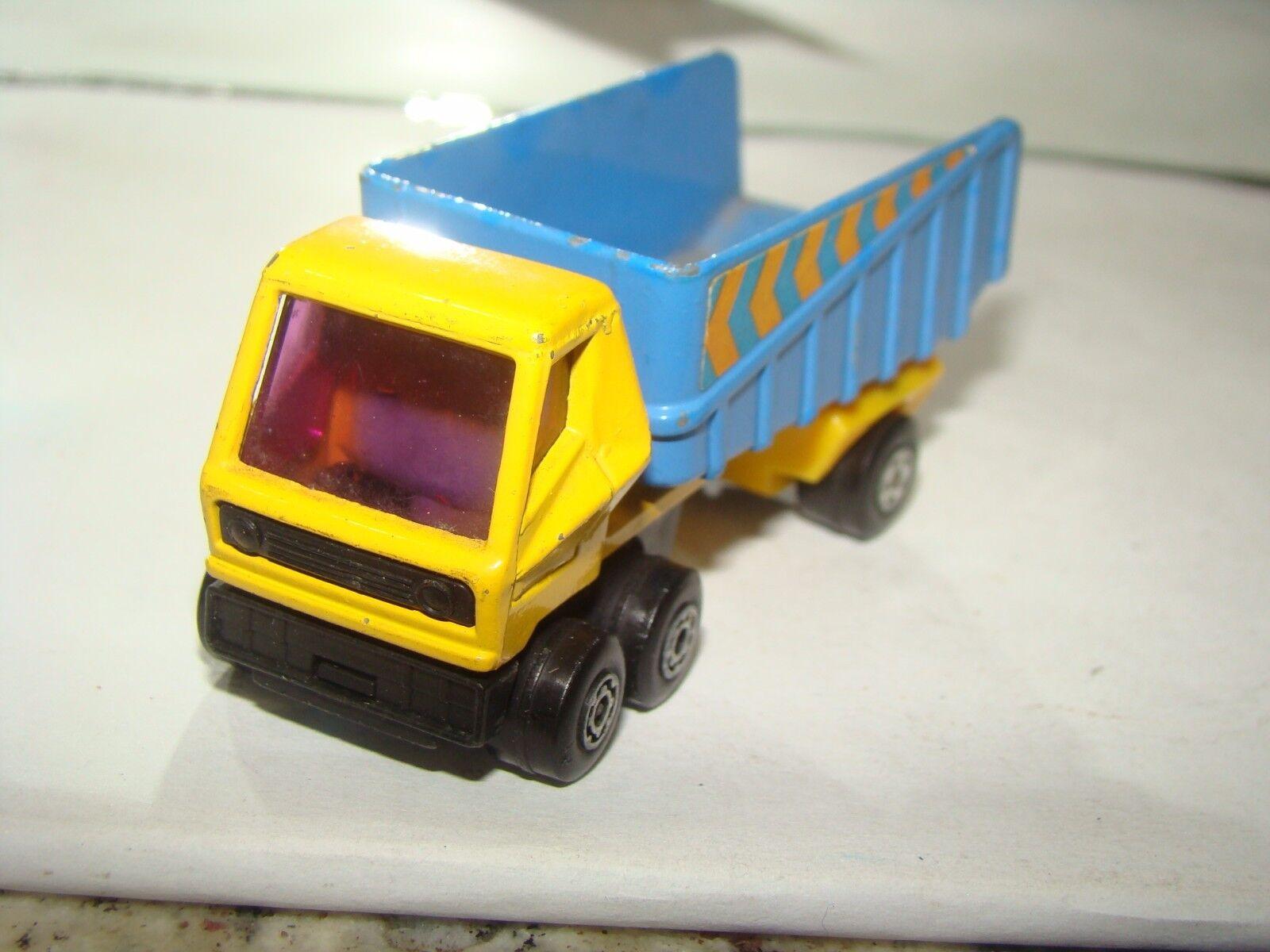 Imbrima inbrima MATCHBOX No.50 Articulé Camion B164
