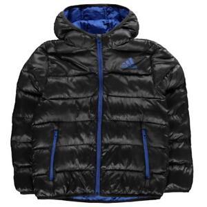 Details zu adidas Winterjacke Kinder Jacke Winter Jungen Mantel Jacket Padded 3003
