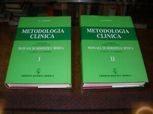 Metodologia-Clinica-Manuale-di-semiotica-medica-A-Caniggia-1990-Minerva-2-vol