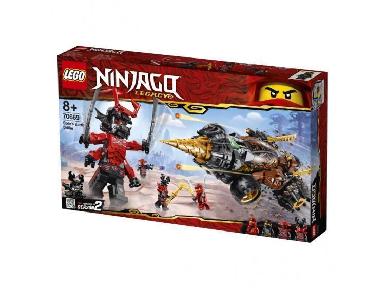 grandi offerte LEGO 70669 NINJAGO COLES TRAPANO TRAPANO TRAPANO energia  negozio online