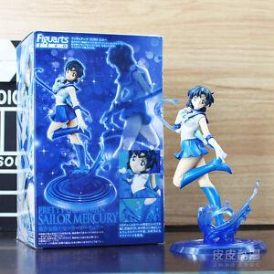 Sailor-Moon-Sailor-Mercury-17cm-figure-PVC-figures-doll-action-toy-new