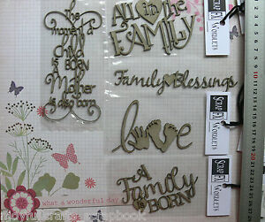 CHIPBOARD-DieCut-FAMILY-Born-All-in-the-Family-3-Style-Choice-Scrap-FX-B