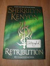 Dark-Hunter Novels: Retribution 15 by Sherrilyn Kenyon SIGNED 1st