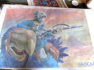 OST - Nausicaa Of The Valley Of The Wind -A Studio Ghibli