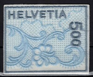 SWITZERLAND 2000 - SC# 1075 Embroidered MINT NEVER HINGED - Haßfurt, Deutschland - SWITZERLAND 2000 - SC# 1075 Embroidered MINT NEVER HINGED - Haßfurt, Deutschland