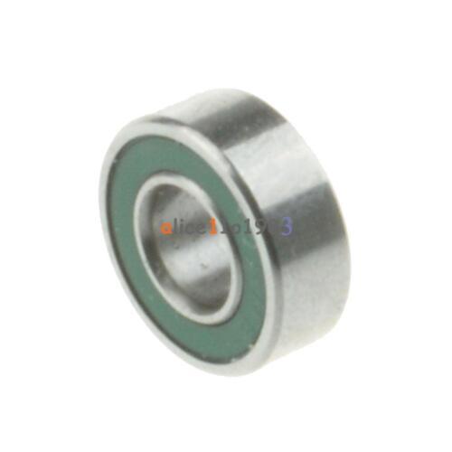 10PCS MR115-2RS Gummi versiegelte Kugellager Miniatur-Lager 5 x 11 x 4 mm