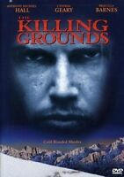 Killing Grounds (dvd, 2003) Anthony Michael Hall (dexter) Worldwide Ship Avail