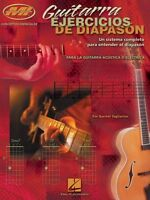 Guitarra Ejercicios De Diapason - Un Sistema Completo Para Enterder El 000696591