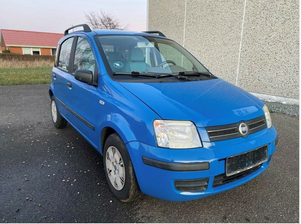Fiat Panda, 1,2 Dynamic X, Benzin