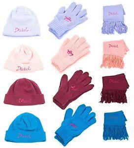 Image is loading Girls-Diesel-Winter-Hats-Gloves-Junior-Scarves-Kids- 600b1fba7ee