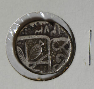 Afghanistan-1856-AH1273-Rupee-silver-I0391-combine-shipping