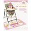 Pink-amp-Gold-1st-Premier-Anniversaire-Fille-Fete-Gamme-Vaisselle-Fournitures-Decorations miniature 15