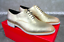 HUGO-BOSS-LEDER-SCHNURER-GRAFITY-GOLD-42-NEU-DERBY-SCHUHE-OXFR-SHOES-8-9 miniatura 1