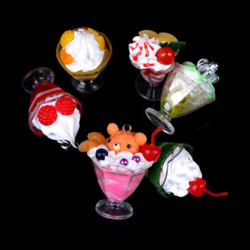 Puppenstuben & -häuser 1 6 Puppenhaus Miniatur Soldat BJD Requisiten Swann Jelly Ice Cream Jelly X