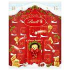 Advent Calendar Lindt Bear Christmas Countdown 250g Chocolates