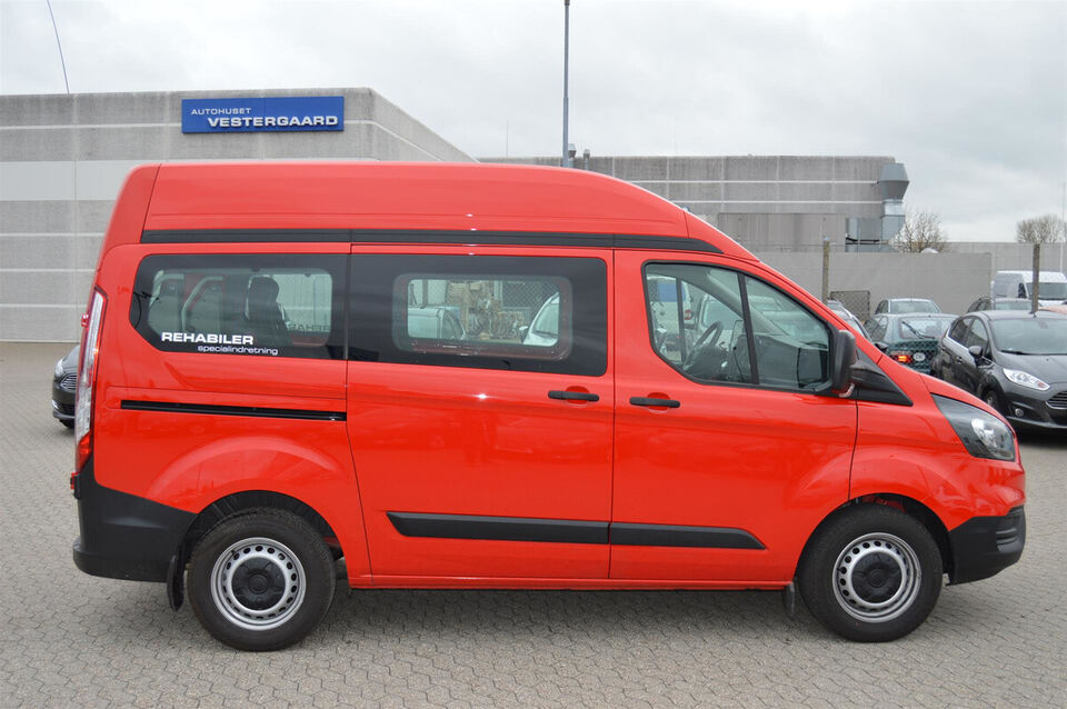Ford Transit Custom Kombi 320S 2,0 TDCi 130 Ambiente aut. d,