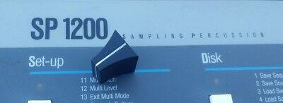 MINT! 1 Brand New//NOS Slider Cap For E-mu SP1200 SP-12 Emulator Drumulator