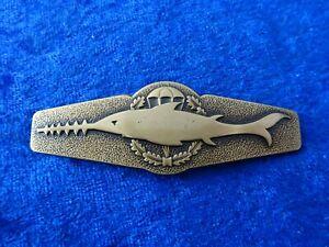 A26-013 Bundeswehr Kampfschwimmer Orig. Tätigkeitsabzeichen bronze German SEAL