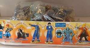 Japan-Giappone-Original-Anime-Manga-6-Gashapon-Fullmetal-FULL-METAL-ALCHEMIST