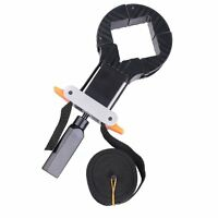 Corner Clamp Band Strap 4 Jaws Framing Jig 4m Picture Frame Woodworking Drawer