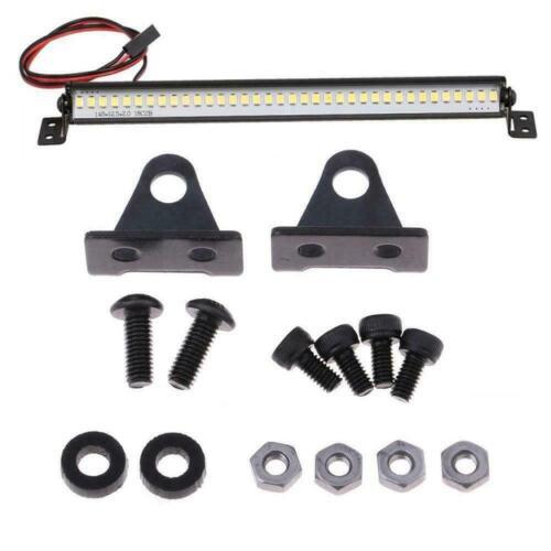 Bright 36 LED Light Bar Car Roof Lamp For Traxxas RC Crawler TRX4 SCX10 E8D0