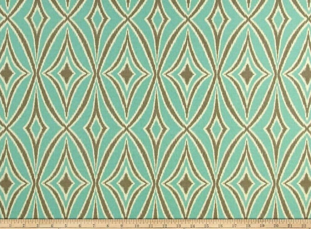 Waverly Sun N Shade Centro Mist Outdoor, Waverly Outdoor Fabric By The Yard
