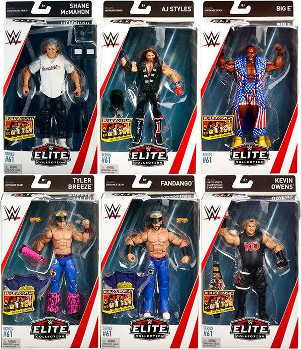 Wwe Scegliere Nuovo Accessori Serie Élite 61 Wrestling Mattel Action Figure