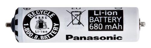 Genuine Panasonic Shaver Batterie Li-Ion 680 mAh ES-LV61 ES-LV65 ES-LV95 ES-LV9N