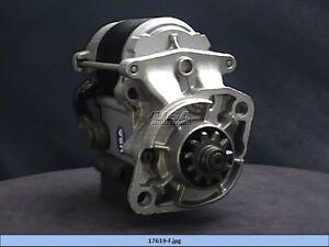Starter Motor USA Ind 17619 For Bobcat 231 245 Kubota D1902 V1902 - Kubota V1902 Wiring Diagram