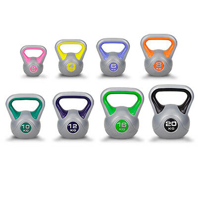 Kettlebell Stylish Vinyl Kugelhantel Rundgewicht Kugelgewicht Hantel Gewicht
