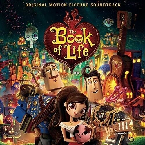 Gustavo Santaolalla - Book of Life (Music from the Motion Picture) [New Vinyl LP