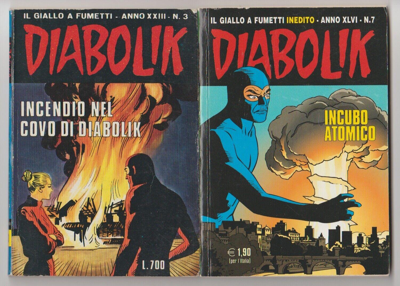 Diabolik le origini del mito 1