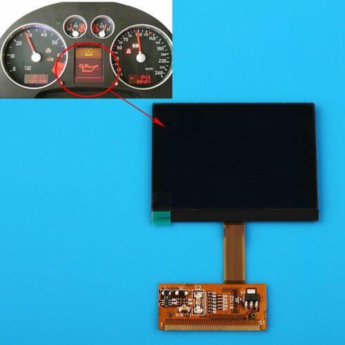 Écran d/'affichage LCD Compteur de Vitesse pour Audi A4 A6 TT 8N Series Jaeger 99
