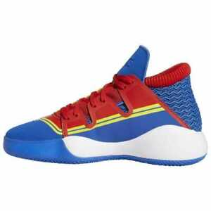 Details about Adidas youth boys Pro Vision Captain Marvel EG2628 Avengers basketball shoes
