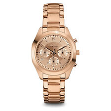 Caravelle New York Ladies Rose Gold Evening Dress and Work Watch 44L115 SALE