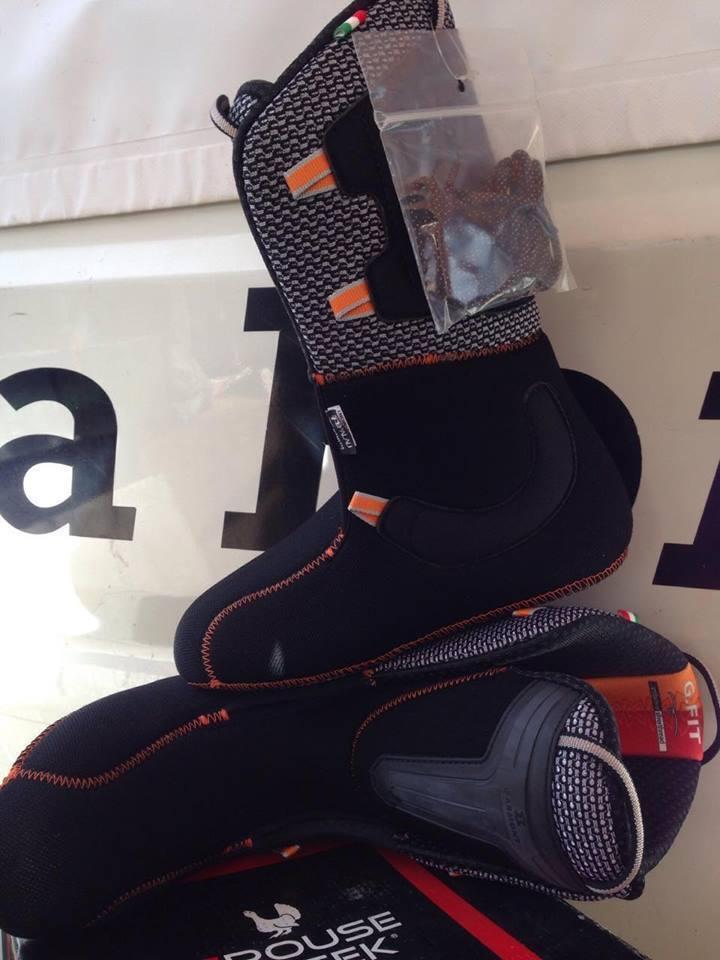 shoestte interne universali thermofit per scarponi da sci alte e termoformanti