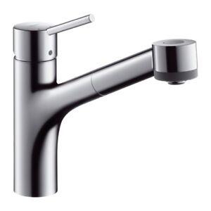 Beliebt Hans Grohe Talis S Spültisch Armatur 32841000 Wasserhahn Küche LG39